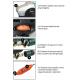 Lixadeira a úmido - PK5001C - Makita - 1.400 Watts - 125 mm