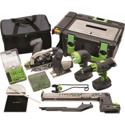 Maksiwa Power 8 - Bancada de ferramentas com modalidade sem fio