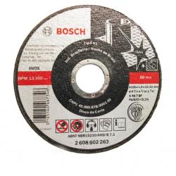Disco de Corte - GR46 - 115x1,6mm - BOSCH