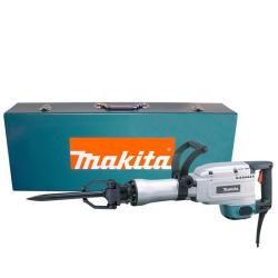 Martelo Demolidor 16 KG Makita HM1304B 1.500 Watts 27,5 Joules + Maleta