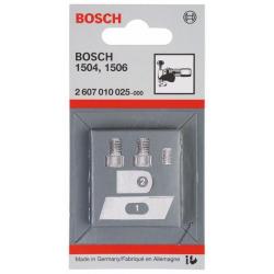 Jogo de Facas / Lâminas para 1504, 1506 - Bosch -  2607010025