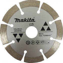 Disco para Serra Mármore - MAKITA - 105x20mm - D-44351