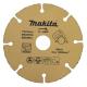Disco para Serra Mármore - MAKITA - 105x20mm - B-40668