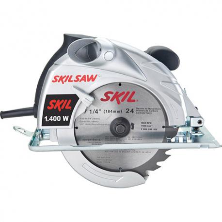 Serra Circular 7 1/4 - 5401 - 1.400W - SKIL